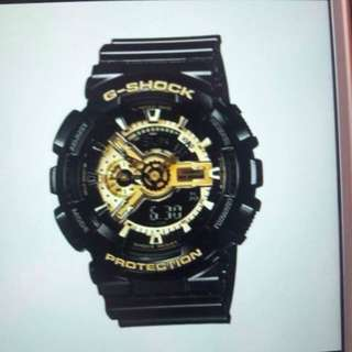 Gshock(authentic)