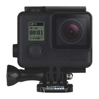 New Waterproof GoPro Blackout Housing for HERO4/HERO3+/HERO3 Cameras