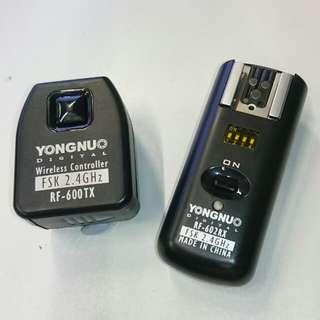 Yongnuo RF-600TX & RF-602RX