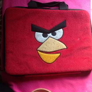 Red Bag Laptop 14""