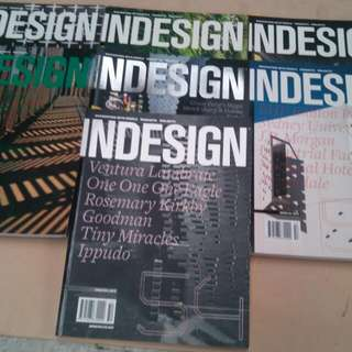 INDESIGN X7 MAG REFERENCES +extra