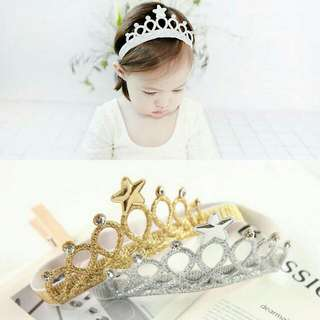 Princess Baby Headband