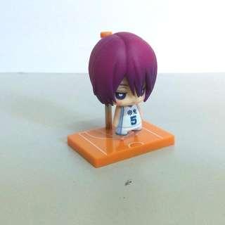 [RESERVED] Kurobasu One Coin Mini Figure (Murasakibara Atsushi)