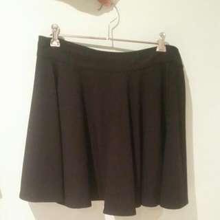 Dont Ask Amanda High Waisted Skirt