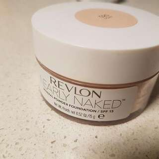 Revlon Nearly Naked Mineral Powder