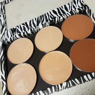 Girlee Cream And Powder Foundation