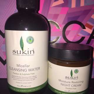 Sukin Skin Care