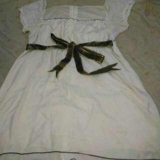 White Mini Dress Plus Size