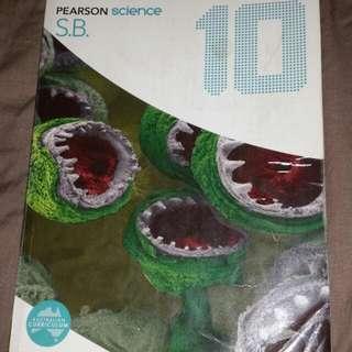 Pearson Science 10
