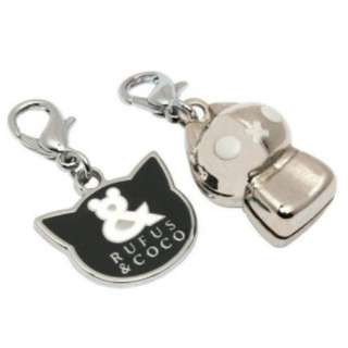 Cute Pet Cat Engravable Identification ID Tag & Bell