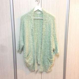 NET毛衣針織外罩衫