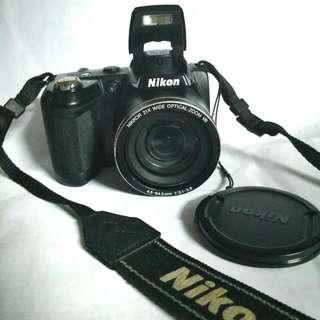 Nikon Coolpix L310 (DSLR Like-Bridge Cam)