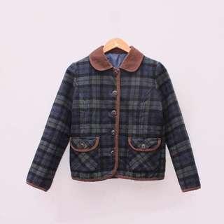 Collar Baby Jacket