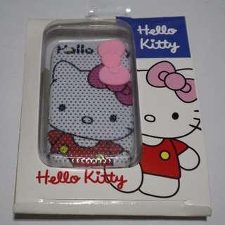 Cashing BlackBerry Apollo Hello Kitty.