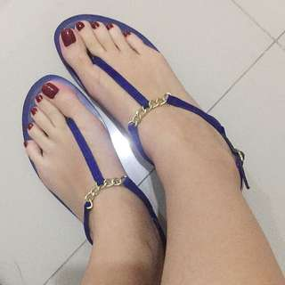 Mango Sandals