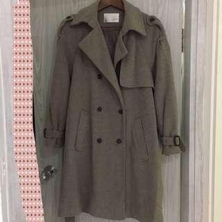 《大減價50%off-$250》韓國OFB女裝毛絨大衣