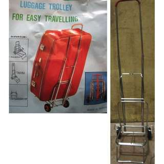 Imported Luggage Trolley (Old stock)