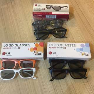3D Glasses For Sale