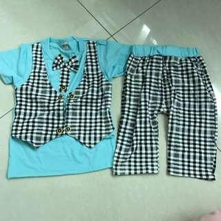 12-18 Months Boy Suit