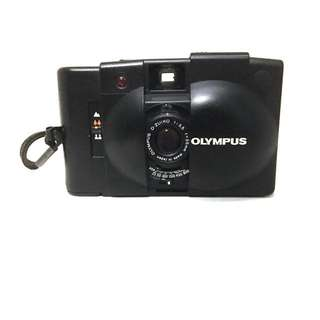 Olympus XA2 35mm F3.5 Lens Working Rangefinder