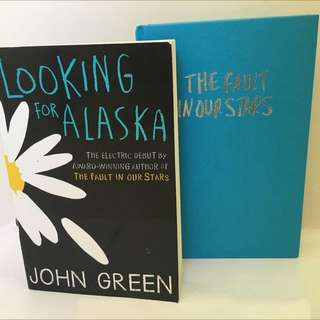 John Green's Fault in our Stars & Looking for Alaska