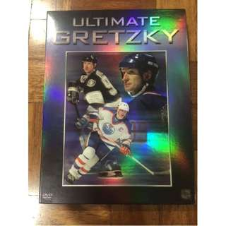 NHL Ultimate Gretzky DVD