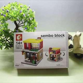 ‼️SALE Mcdo Sembo Block