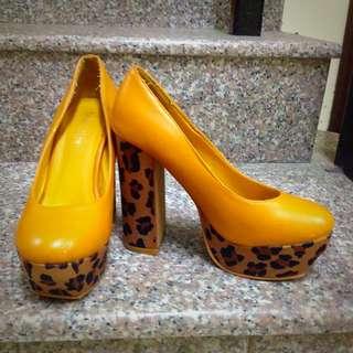 厚底、豹紋、高跟美鞋