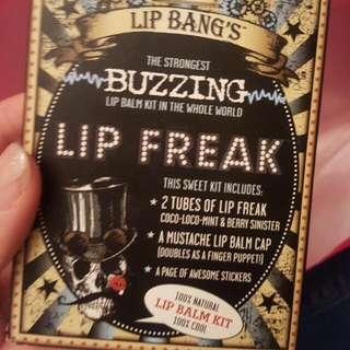 Lipfreak Buzzing Lipbalm!