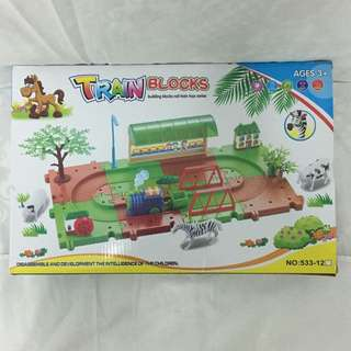Sale!Train Blocks