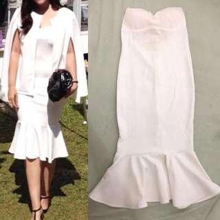 Long Dress White girl/woman