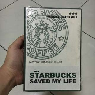 Novel How Starbucks Saved My Life Original