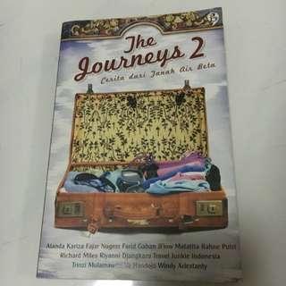 Buku The Journeys 2 By Gagasmedia (original)