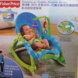 Fisher Price Rocker Precious Planet Blue Sky