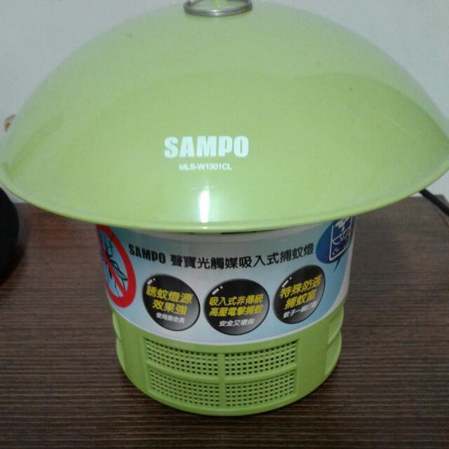 聲寶光觸煤吸入式補蚊燈