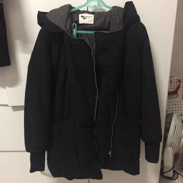 保暖設計款外套