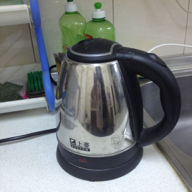 輕便熱水壺
