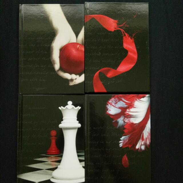 電影暮光之晨精裝筆記本 四冊