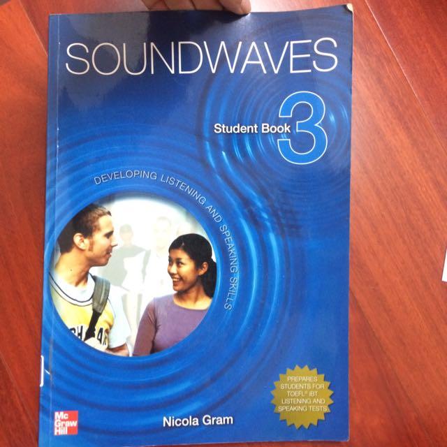 英聽訓練 Soundwaves Student Book 3