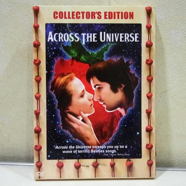 Across The Universe Original Dvd Collectors Edition