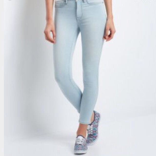 Aeropostale High Waisted Jeggings