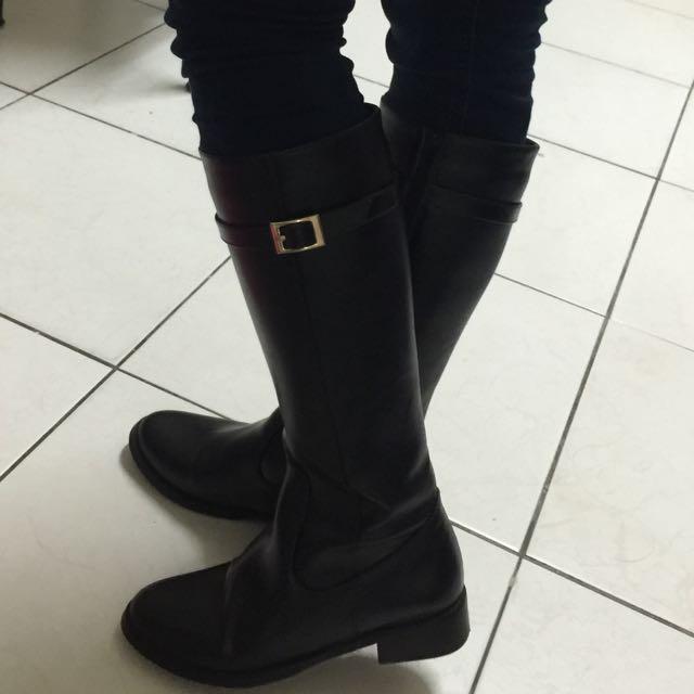 Air space 長靴