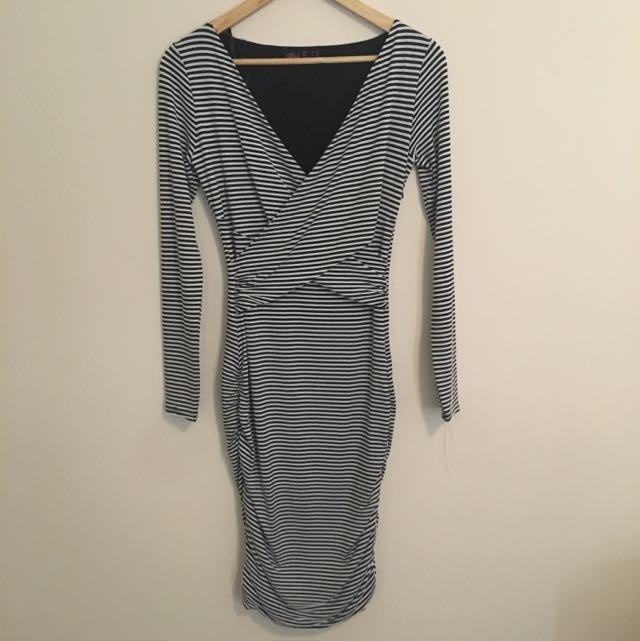 Ally Long Sleeved Dress