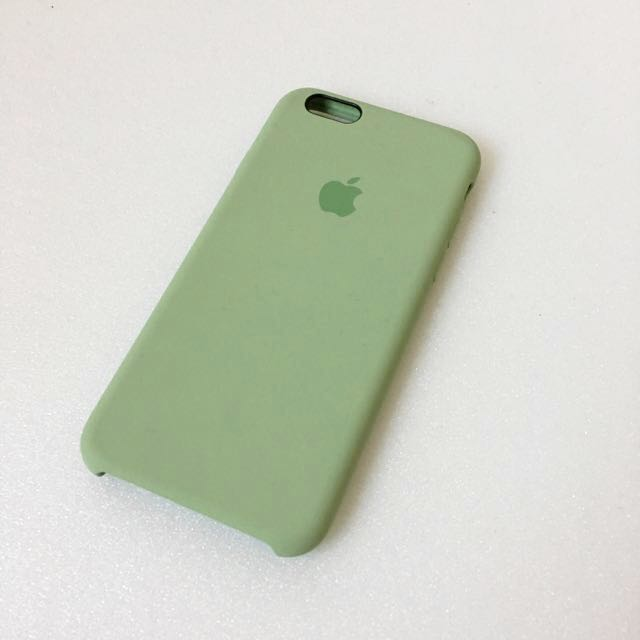 Apple 矽膠護套 iPhone 6/6s