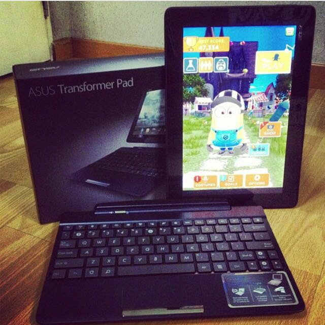 ASUS TRANSFORMER PAD (UP: $900) Must Go!!