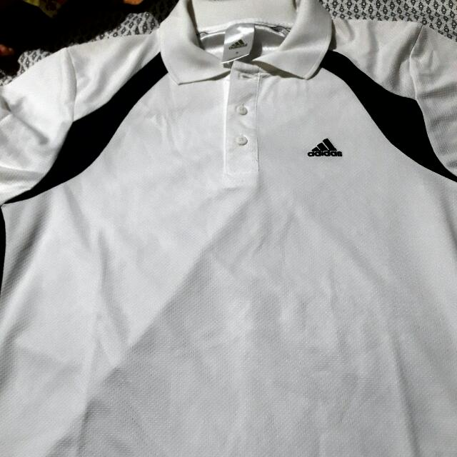 Authentic Adidas Polo Shirt Small