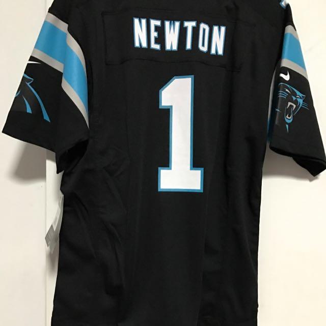 0482fc4c7 Authentic Carolina Panthers Cam Newton Nike Youth Jersey - L