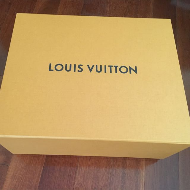 Authentic LV Gift Box