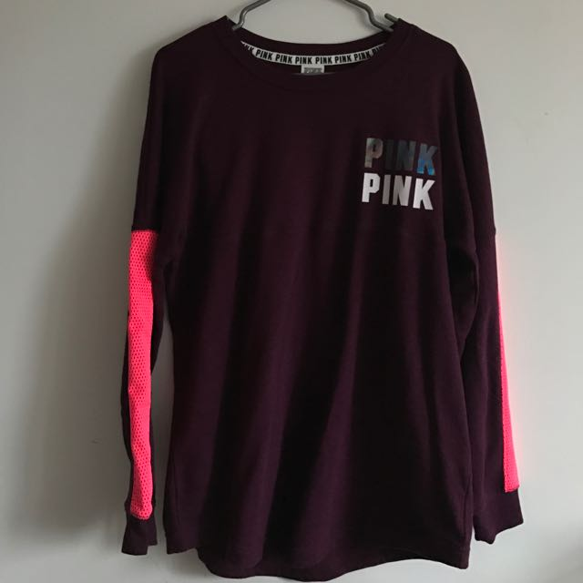 Authentic Pink Sweater