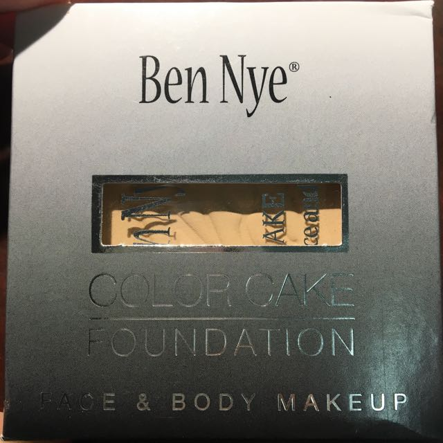 Ben Nye  兩用水粉餅Color Cake Foundation